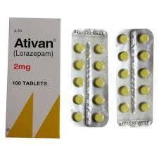 Buy Ativan (Lorazepam) online cheap price 100% legit